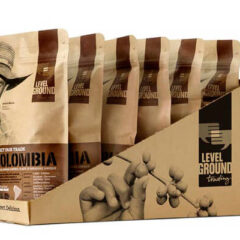 Kemasan Kopi Model Stand Up Pouch Paper