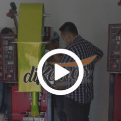 Kemasan Roll Bumbu Sachet, Cover Video