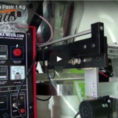 Kemasan Roll Gula Pasir 1 Kg, Cover Video