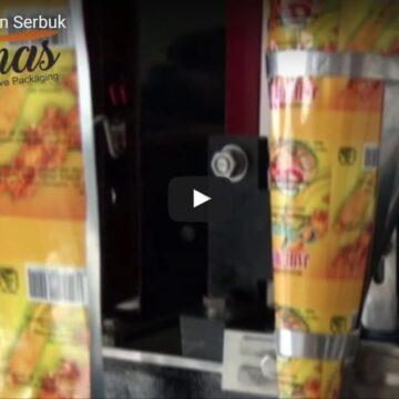 Kemasan Sachet Minuman Serbuk