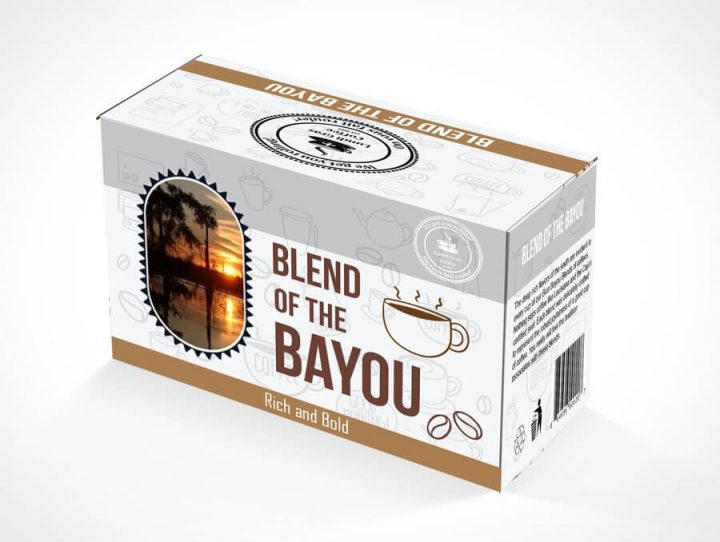 kemasan kopi box