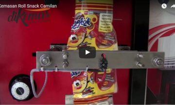 Kemasan Roll Snack Camilan