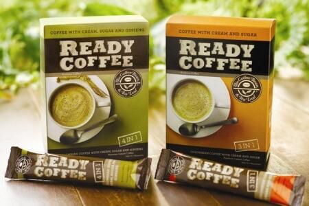 Kemasan kopi ready coffee