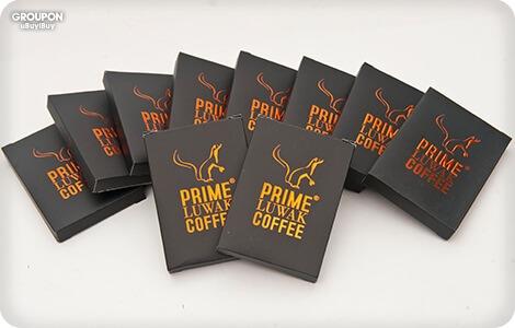 Prime luwak coffee