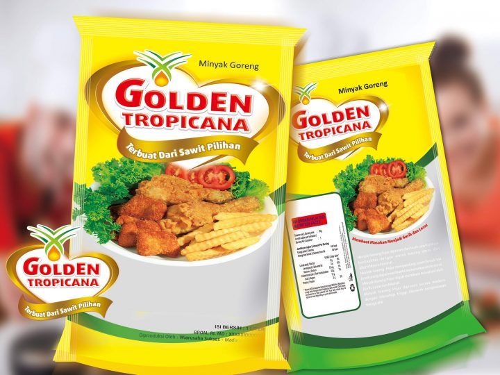 Golden tropicana