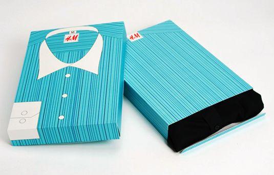 desain kemasan box baju
