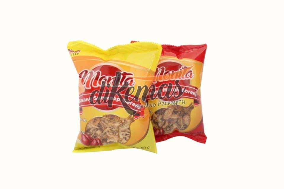 Kemasan Makanan Ringan / Snack
