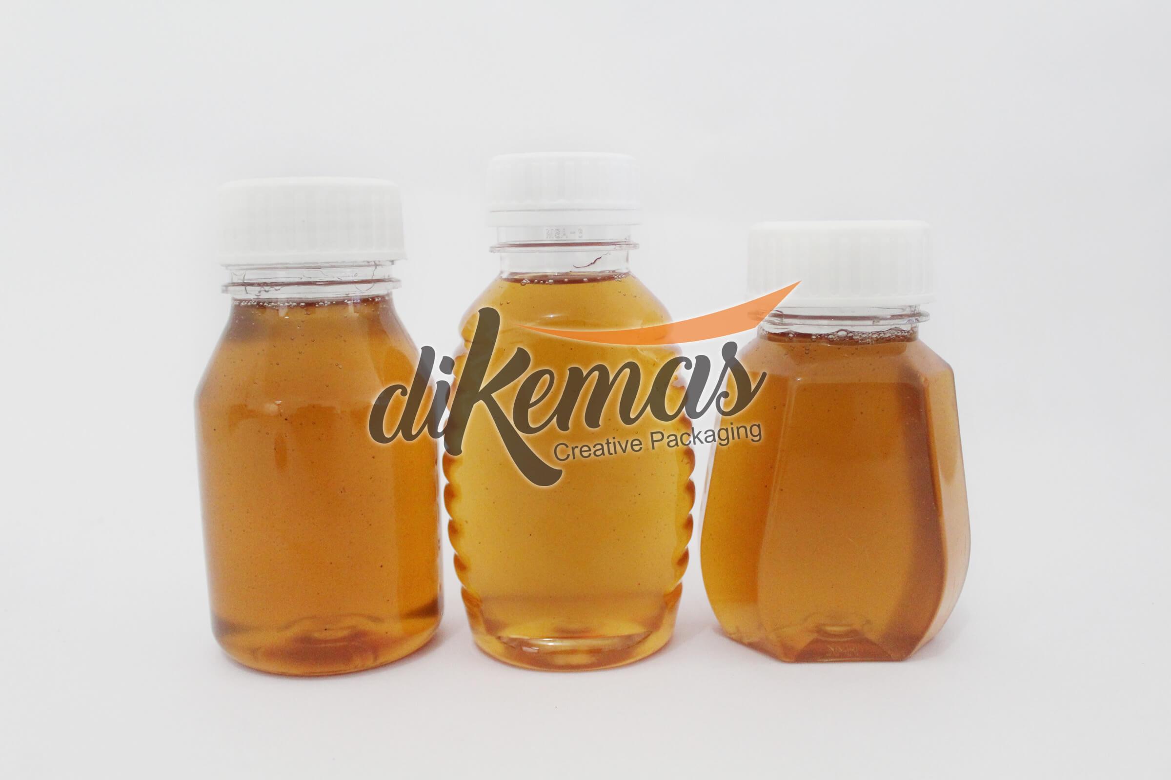 kemasan botol madu