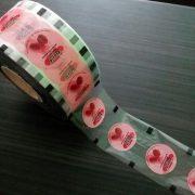 sablon plastik lid cup