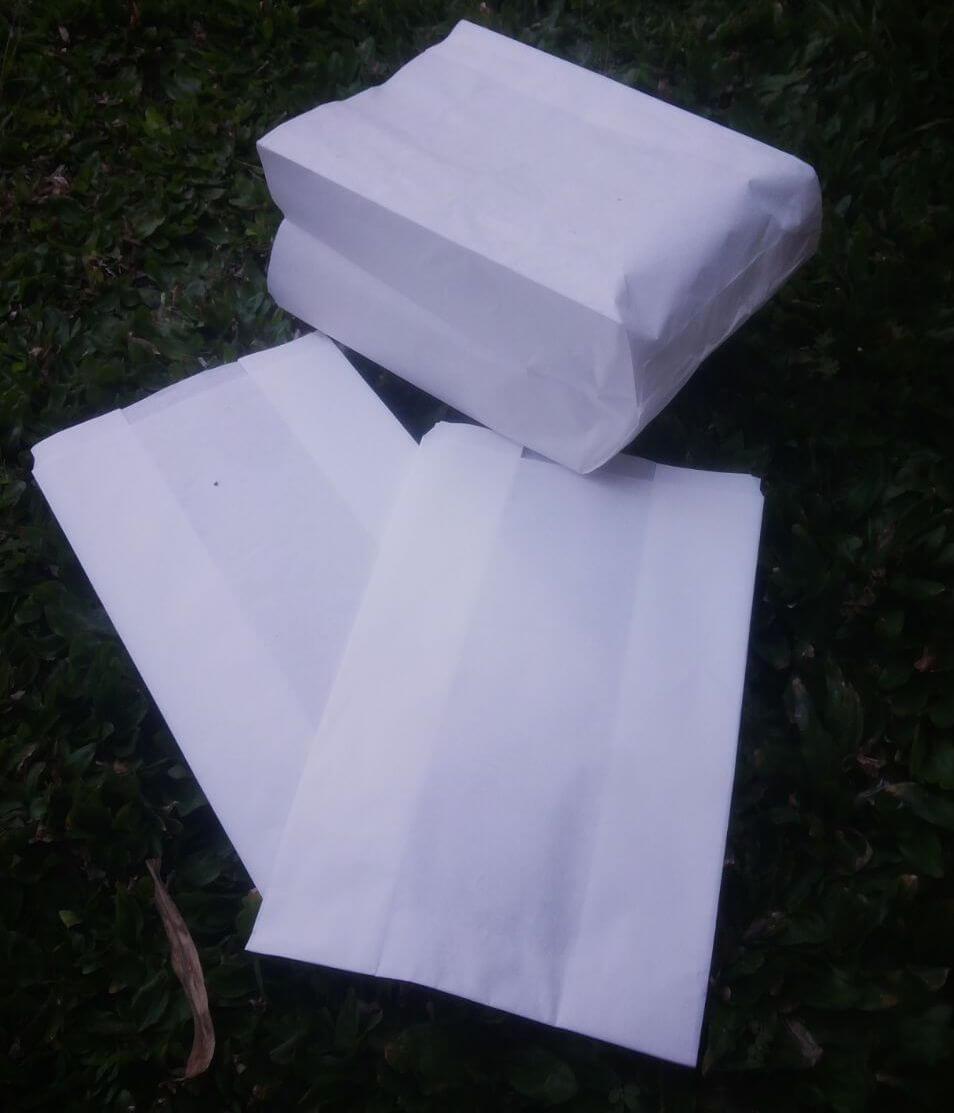 kemasan kantong kertas roti boy