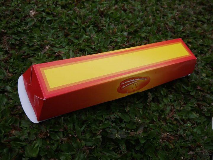 Kemasan Kertas Box Sosis Bakar Jumbo