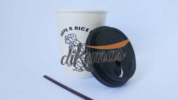 Paper cup set - diKemas