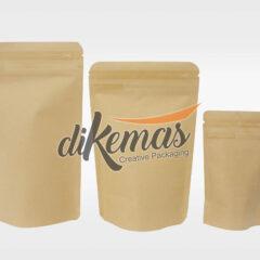 kemasan gula semut stand pouch craft