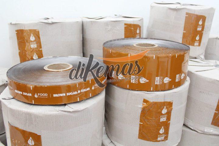 kemasan roll aluminium foil