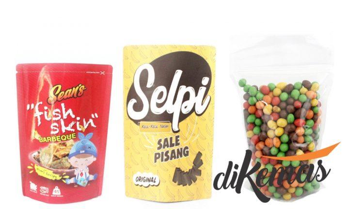 4 Kemasan Snack Ini Paling Dicari Pelaku Umkm