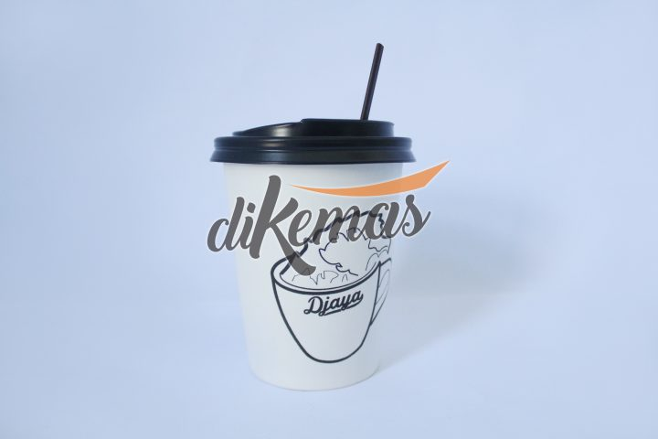 paper cup sablon 1 warna