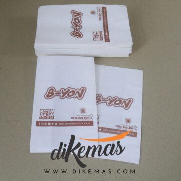 paper bag roti b-yon
