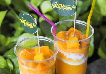 grosir gelas plastik king mango thai