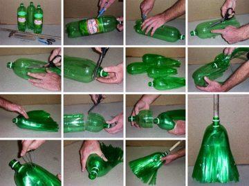 kemasan botol sapu lantai