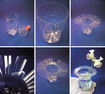 kemasan botol vas bunga