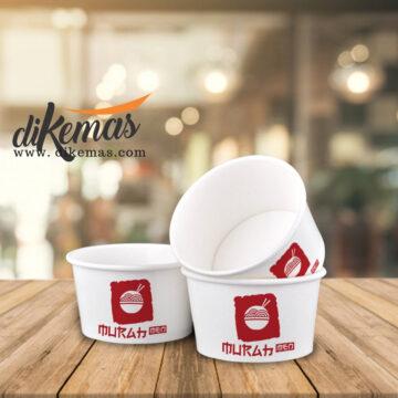 Paper bowl Kemasan yang Baik, Kunci Usaha Ramen Rumahan