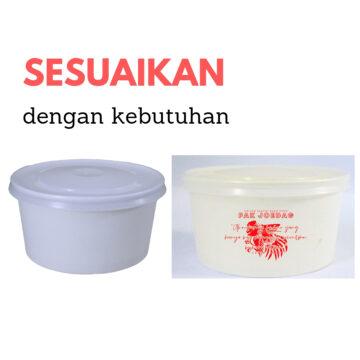 paper bowl murah sesuaikan dengan kebutuhan