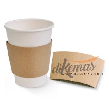 paper cup flat wrap