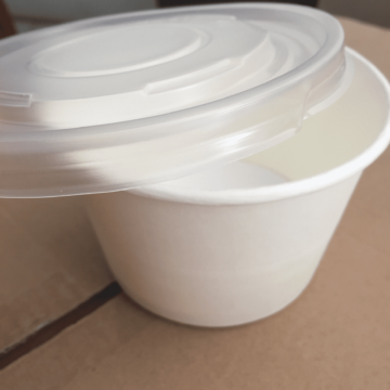 penggunaan tutup paper bowl