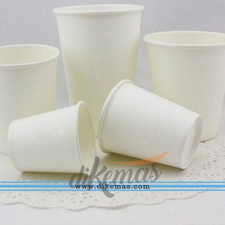 Sudah Tahu Ukuran Paper Cup untuk Produk-produk Usahamu