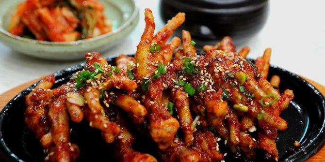 Bisnis Ceker Pedas Yuk Makanan Ala Korea Yang Jarang Dilirik Pebisnis
