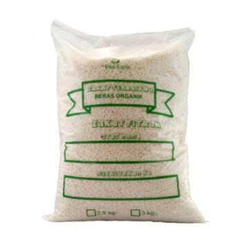 plastik beras zakat sablon