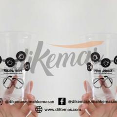Cetak Logo Gelas Plastik Bikin Minuman Makin Menjual!