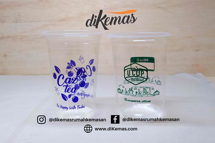Kemasan Delivery Cup Plastik