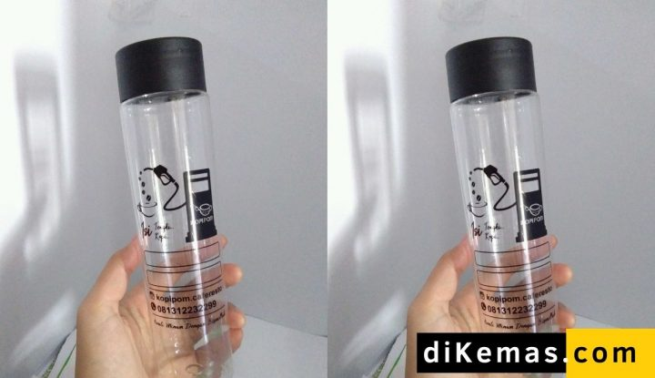 Tips Bikin Kemasan Botol Kopi