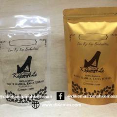 Kantong Plastik Kopi, Pilihan Tepat Produk Tampil Menarik!