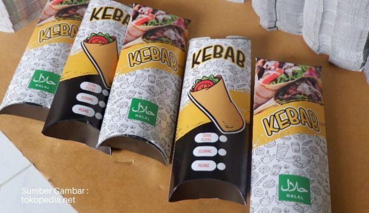 Kemasan Box Kebab