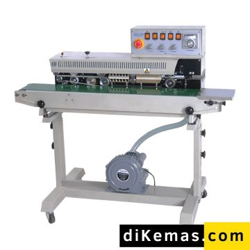 Continuous Sealer Dengan Gas Blower
