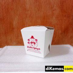 Foodpail Grade Putih Medium