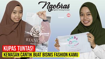 Yuk Pilih Kemasan Fashion yang Cocok Untuk Bisnismu!